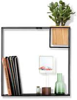 Umbra Cubist Large Shelf - Black