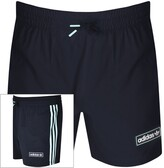 Thumbnail for your product : adidas Swim Shorts Navy