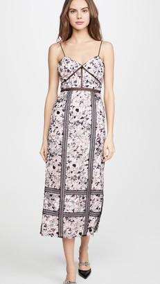 Self-Portrait Constellation Arabella Dress