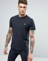 Lyle & Scott Fleck T-Shirt Regular Fit Eagle Logo in Black