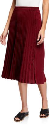 XiRENA Sienna Pleated Midi Skirt