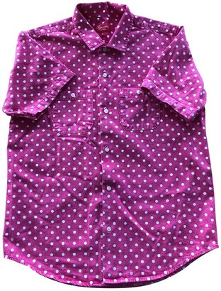 Supreme Pink Cotton Top for Women