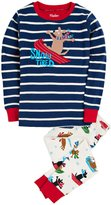 Hatley PJ Set (Toddler/Kid) - Sledding Dogs-7