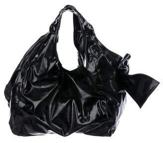 Valentino Lacca Nuage Bow Bag