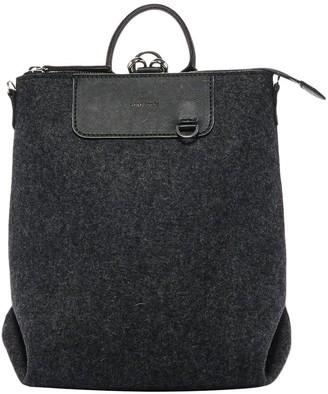 Graf Lantz Charcoal Mini Felt Bedford Backpack