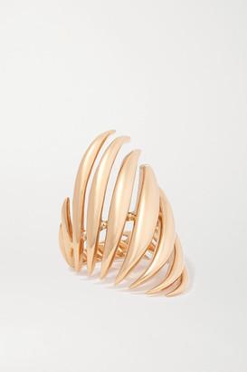 Fernando Jorge Flame 18-karat Rose Gold Ring - 6 1/2