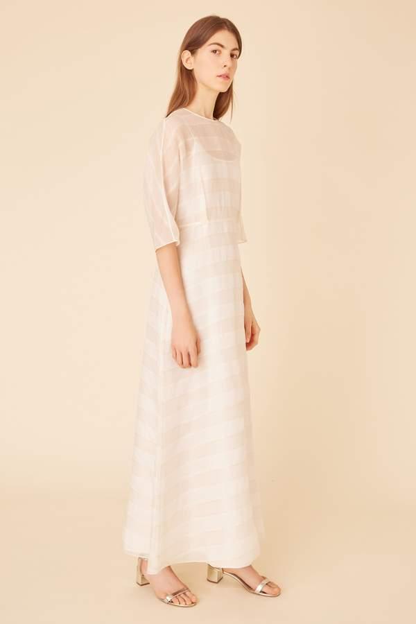 a92bd754e7d White Silk Dresses - ShopStyle