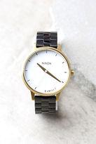 Nixon X Amuse Society Kensington Light Gold and Black Watch
