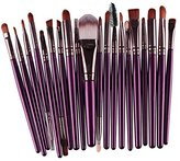 CINEEN 20PCS Makeup Brush Set Face Powder Lip Brusher