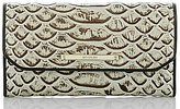 Brahmin Dogwood Collection Soft Checkbook Wallet