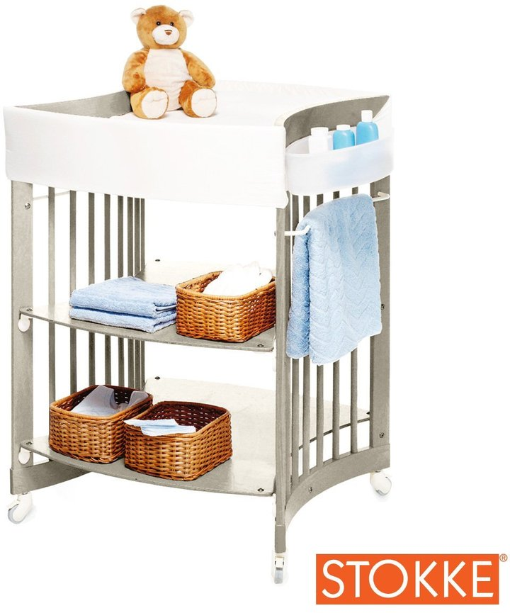 Stokke CARE Changing Table White
