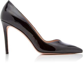 Stuart Weitzman Anny Patent Leather Pumps Size: 5.5