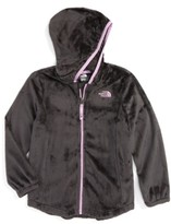 The North Face Toddler Girl's Osolita 2 Fleece Hooded Jacket