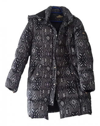 Penfield Green Polyester Coats