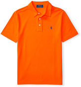Ralph Lauren Featherweight Cotton Mesh Polo