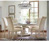 Universal Furniture California Round Table in Malibu Finish