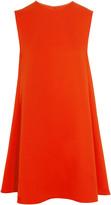 McQ by Alexander McQueen Crepe mini dress