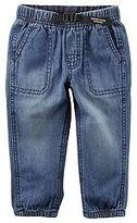 Carter's Baby Boy Denim Utility Pants