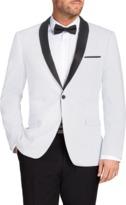 TAROCASH Hector Shawl Collar Jacket
