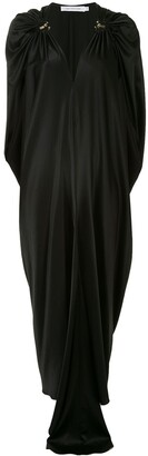 CHRISTOPHER ESBER Draped Evening Dress