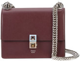 Fendi small Kan I shoulder bag - women - Leather - One Size