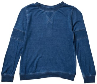 Splendid Oil Wash Long Sleeve Tee (Big Girls)