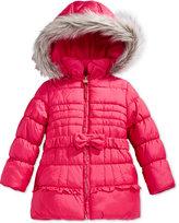 Jessica Simpson Belted Jacket, Little Girls (2-6X)