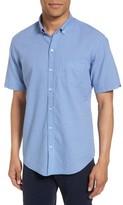 Zachary Prell Men's Short Sleeve Sport Shirt