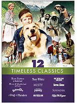 Mill Creek Entertainment Family Film 12-Pack Timeless Classics 3-Disc DVD Set