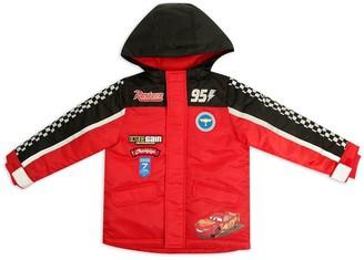 Disney Lightning McQueen Hooded Jacket for Boys