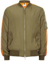 Topman Khaki Bomber Jacket
