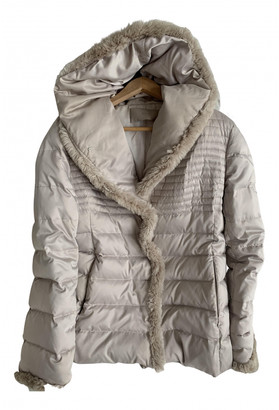 Georges Rech Beige Polyester Coats