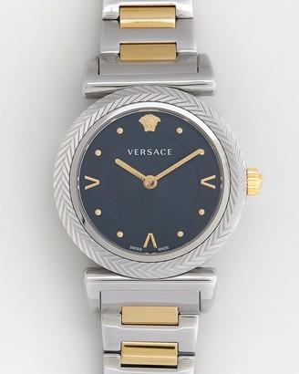 Versace V Motif Vintage Logo