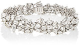 Monique Péan Women's Rose-Cut White Diamond Bracelet