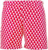 Orlebar Brown patterned Gilot swim shorts - men - Polyester - 28