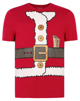 George Father Christmas T-Shirt