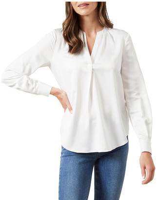 French Connection Popover Shirt