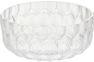 Kartell Jellies Family Salad Bowl - Crystal