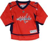 Reebok Boys' Washington Capitals Replica Jersey, Big Boys (8-20)