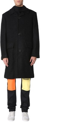 Raf Simons Classic Single-Breasted Coat
