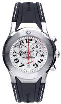 Technomarine Men's Diva Dimitri M05 Rubber Swiss Quartz Watch with Dial