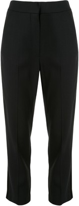 Roksanda High-Waisted Cropped Trousers