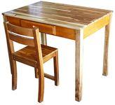 QToys Teen Study Desk & Matching Chair