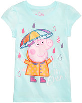 Nickelodeon Nickelodeon's Peppa Pig T-Shirt, Toddler Girls (2T-5T)