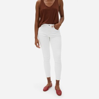 Everlane The Authentic Stretch Mid-Rise Skinny