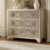 Hooker Furniture Malou 3 Drawer Fretwork Chest