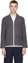 Sunnei Grey Woven Jacket