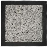 McQ by Alexander McQueen Square scarf