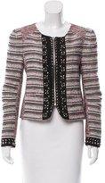 Rebecca Minkoff Structured Tweed Jacket