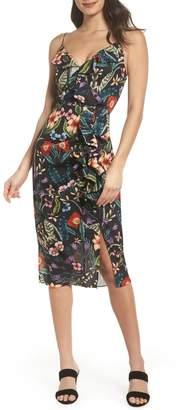 Cooper St Gardenia Vintage Drape Dress